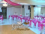 Gardenia Pink Hall Decorations for Qinceanera